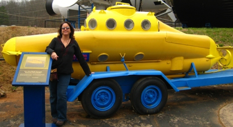 We all live in a Yellow Submarine….